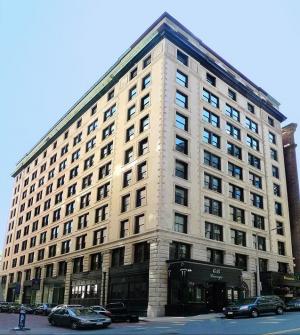 Coalition Office at 6 Beacon Street