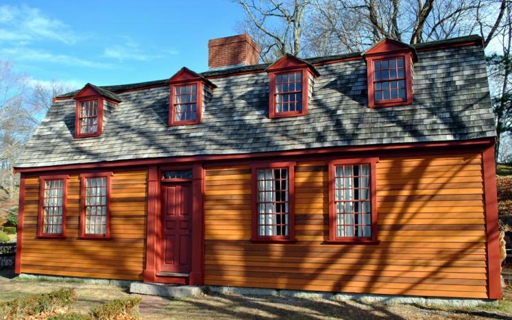 Abigail Adams' Birthplace