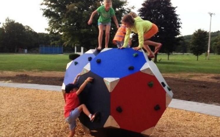 Patton Park Playground