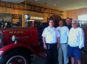 Edgartown Fire Museum Volunteers