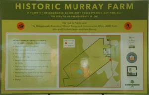 Murray Farm Sign