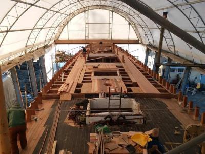 2018 Restoration - North Atlantic and Repair