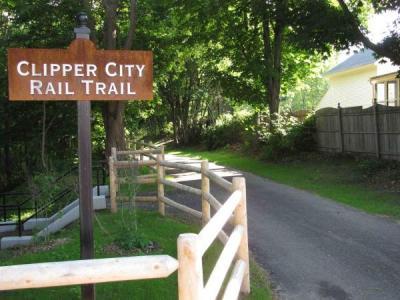 Clipper City Rail Trail, Newburyport