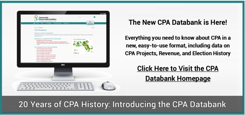 Introducing the New CPA Databank