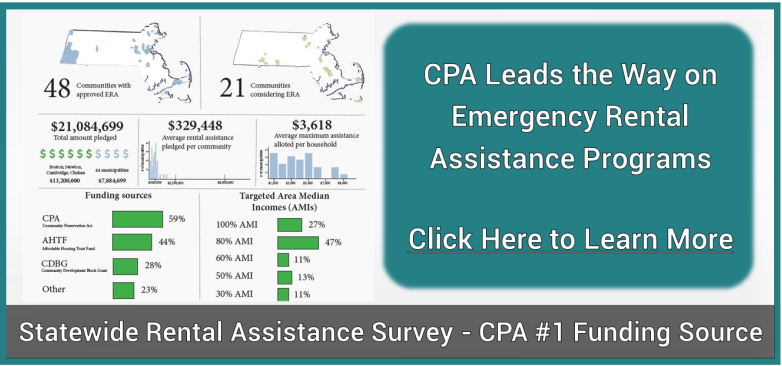 CPA Leads the Way on Emergency Rental Assistance in Recent Survey