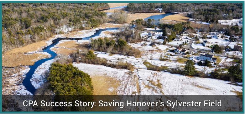 Hanover's Sylvester Field