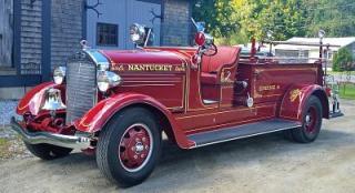 Nantucket Fire Engine